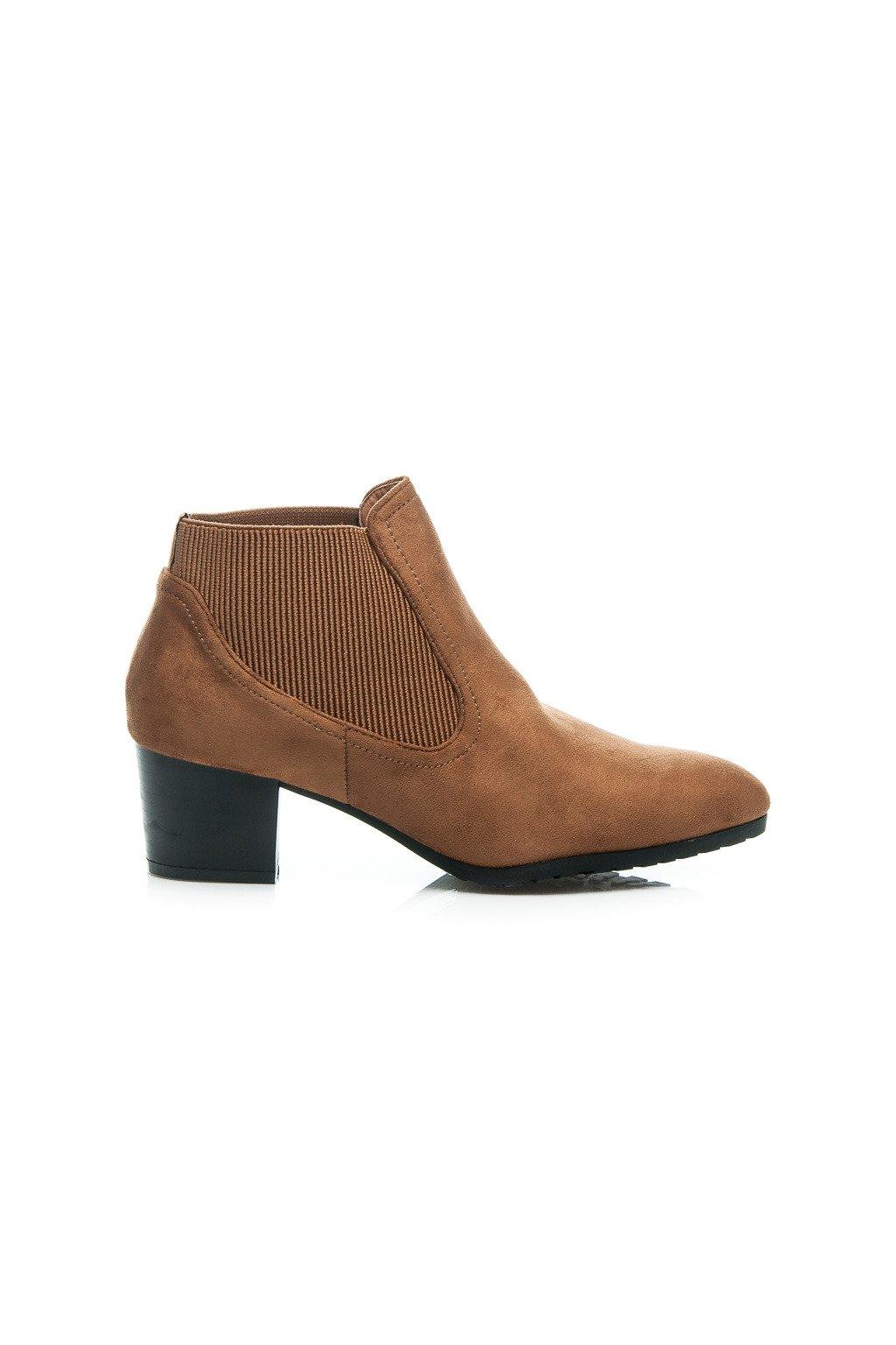Štýlové dámske kotníkové topánky (Veľkosť UK8 / EUR 41)