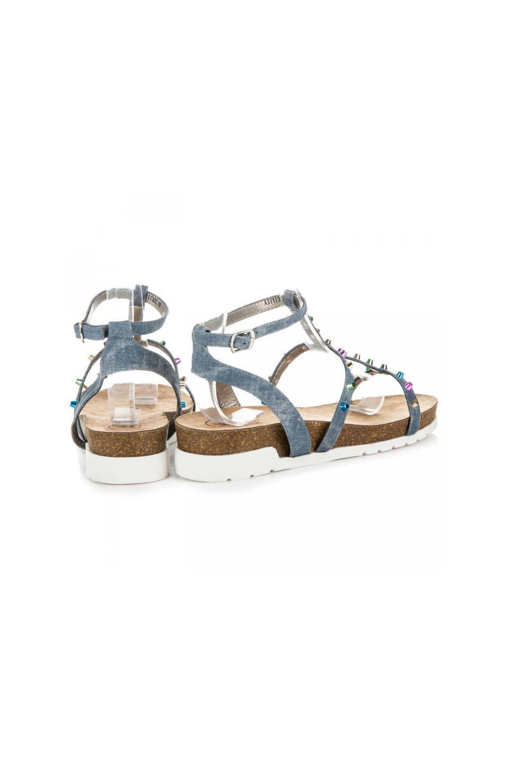 4a1ac808a28a17ad10547b8fe712d88f Dámske sandále KYLIE K1717302JE Dámske  sandále KYLIE K1717302JE Dámske sandále KYLIE K1717302JE 9397b52438b
