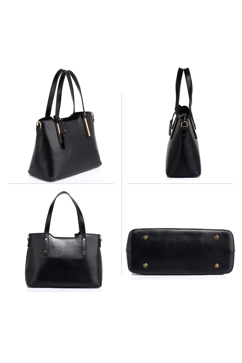 2bdc2374705b Trendy kabelka na rameno Nancie čierna AG00528