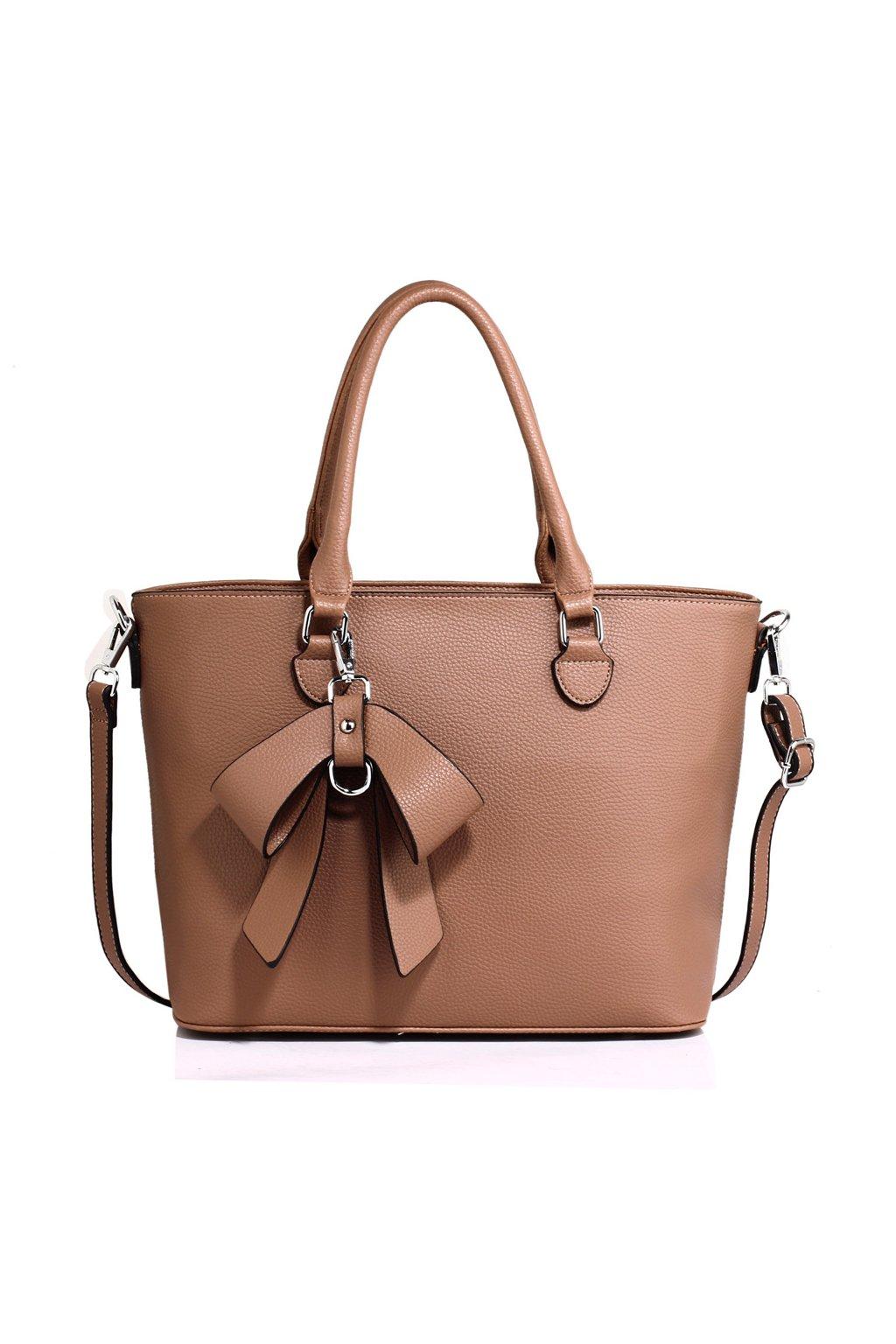 13d61aba0743 Trendy kabelka na rameno Bernie telová AG00531