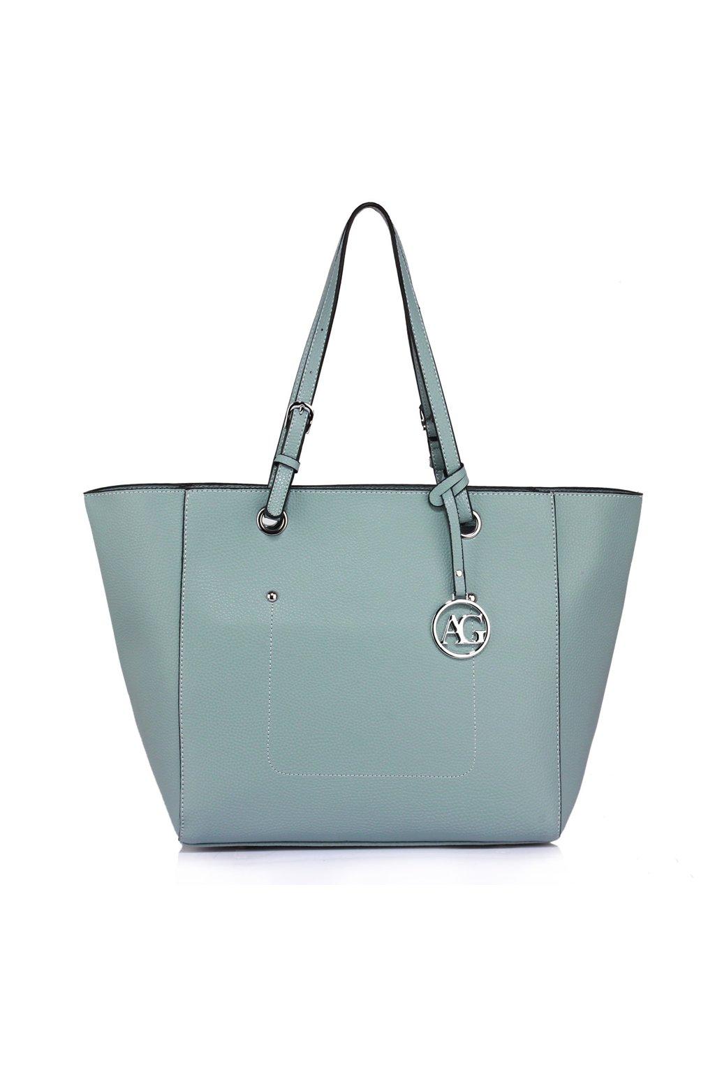 Modrá kabelka na rameno Stacy AG00532  de6e01451be