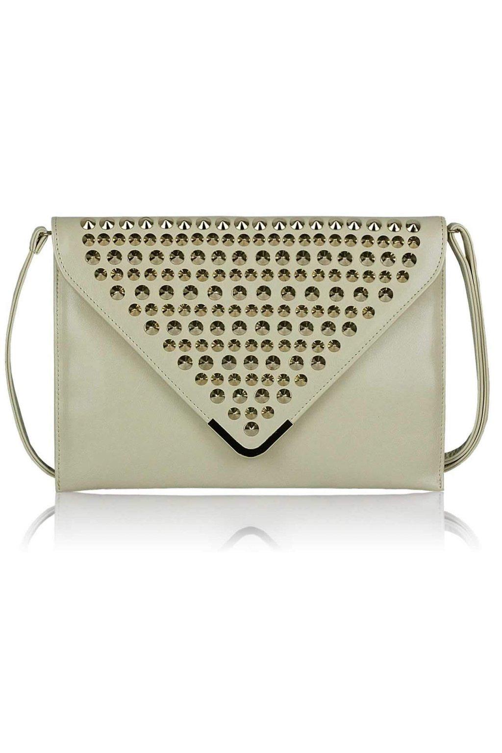 Slonovinová listová kabelka LSE00205 d5567023bd6