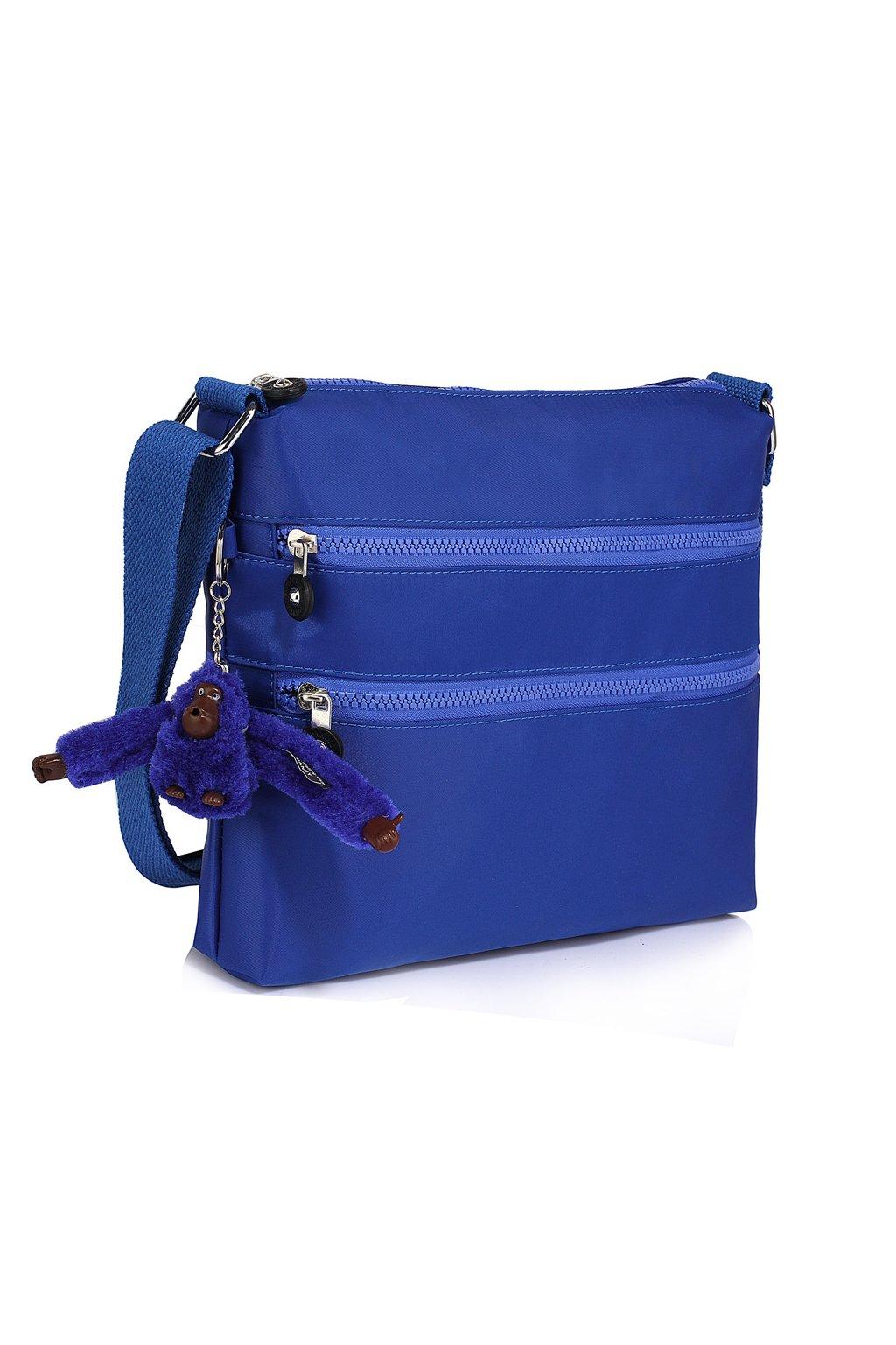 Modrá crossbody kabelka Adeline AG00544