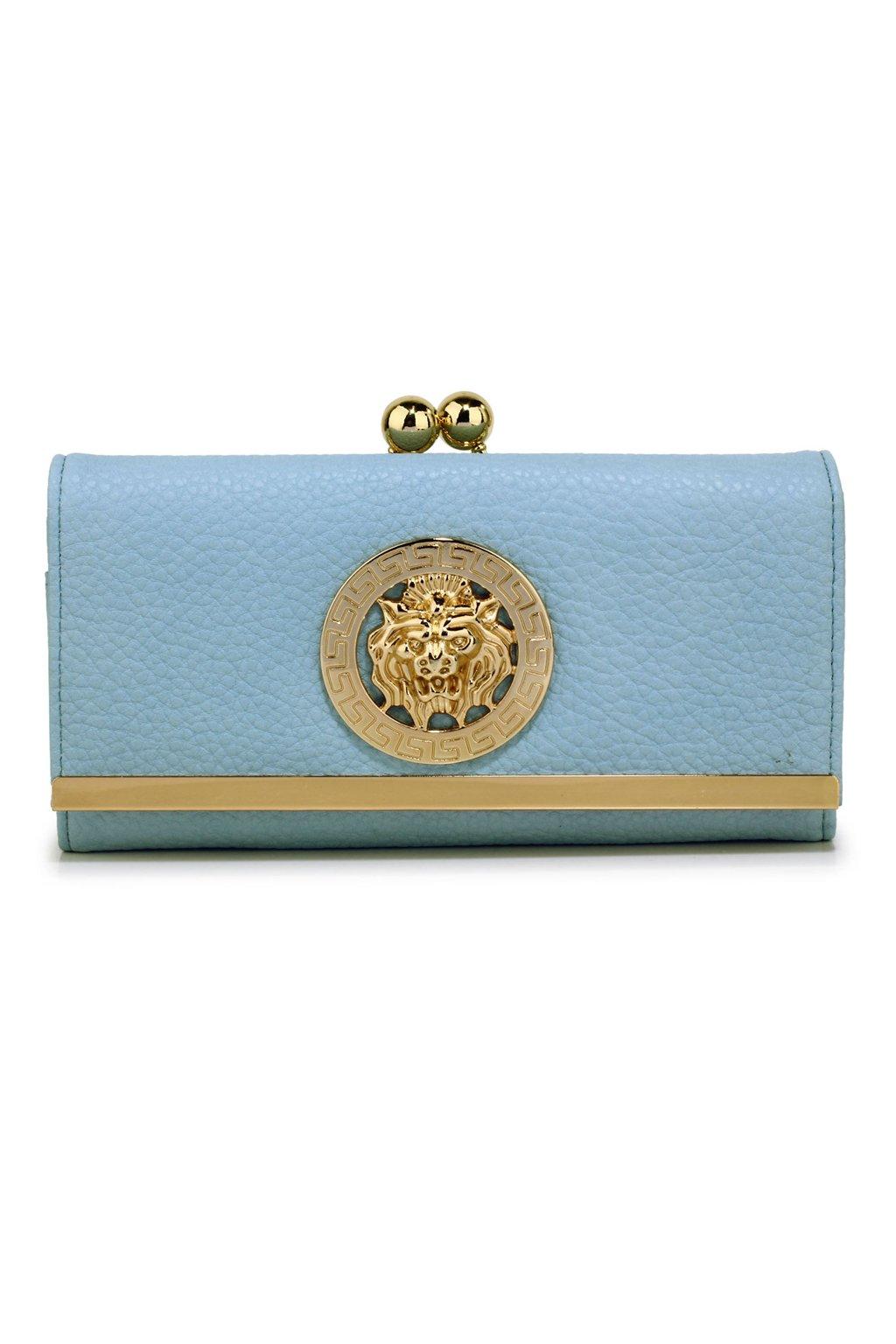 Modrá peňaženka Bella LSP1068A