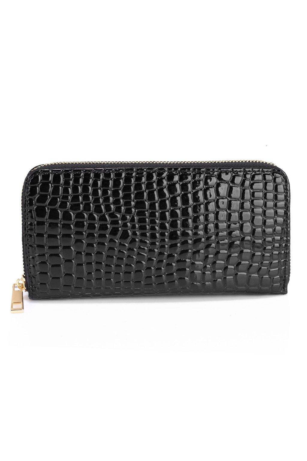Čierna peňaženka Isabel LSP1074