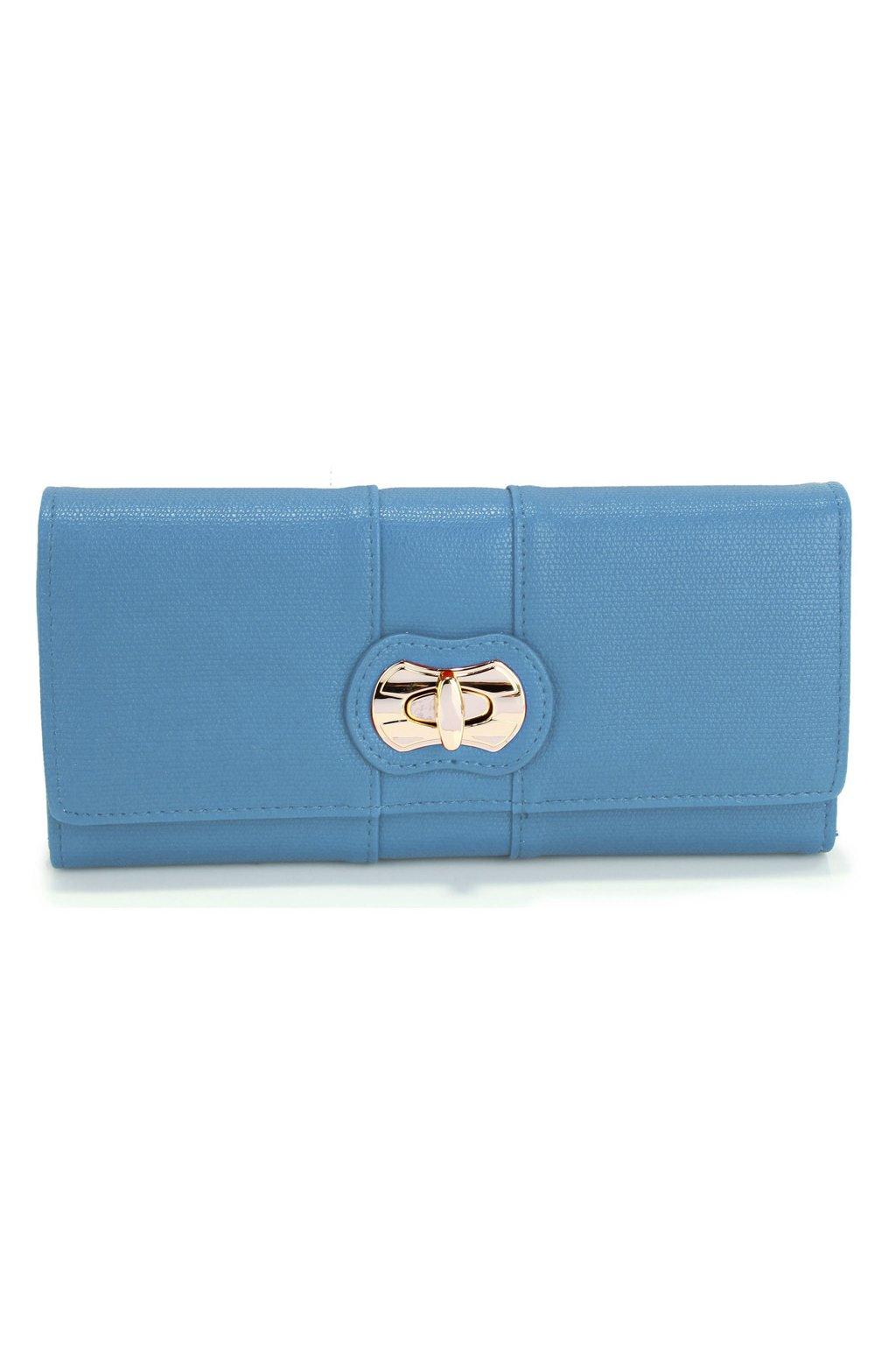 Modrá peňaženka Berta LSP1055A
