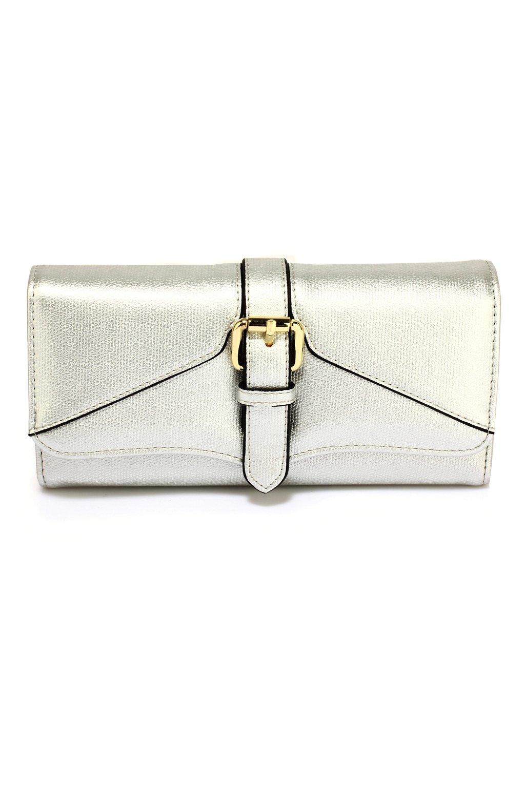 Strieborná peňaženka Beverly LSP1042
