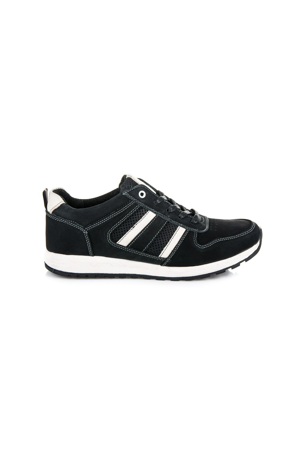 Pánska obuv Mazaro SD73-1B Koža  5fb69b69d01