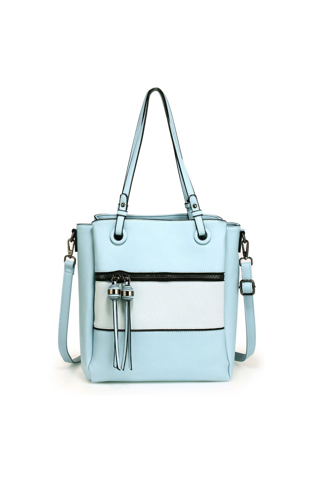 Modrá kabelka na rameno Sophie AG00553