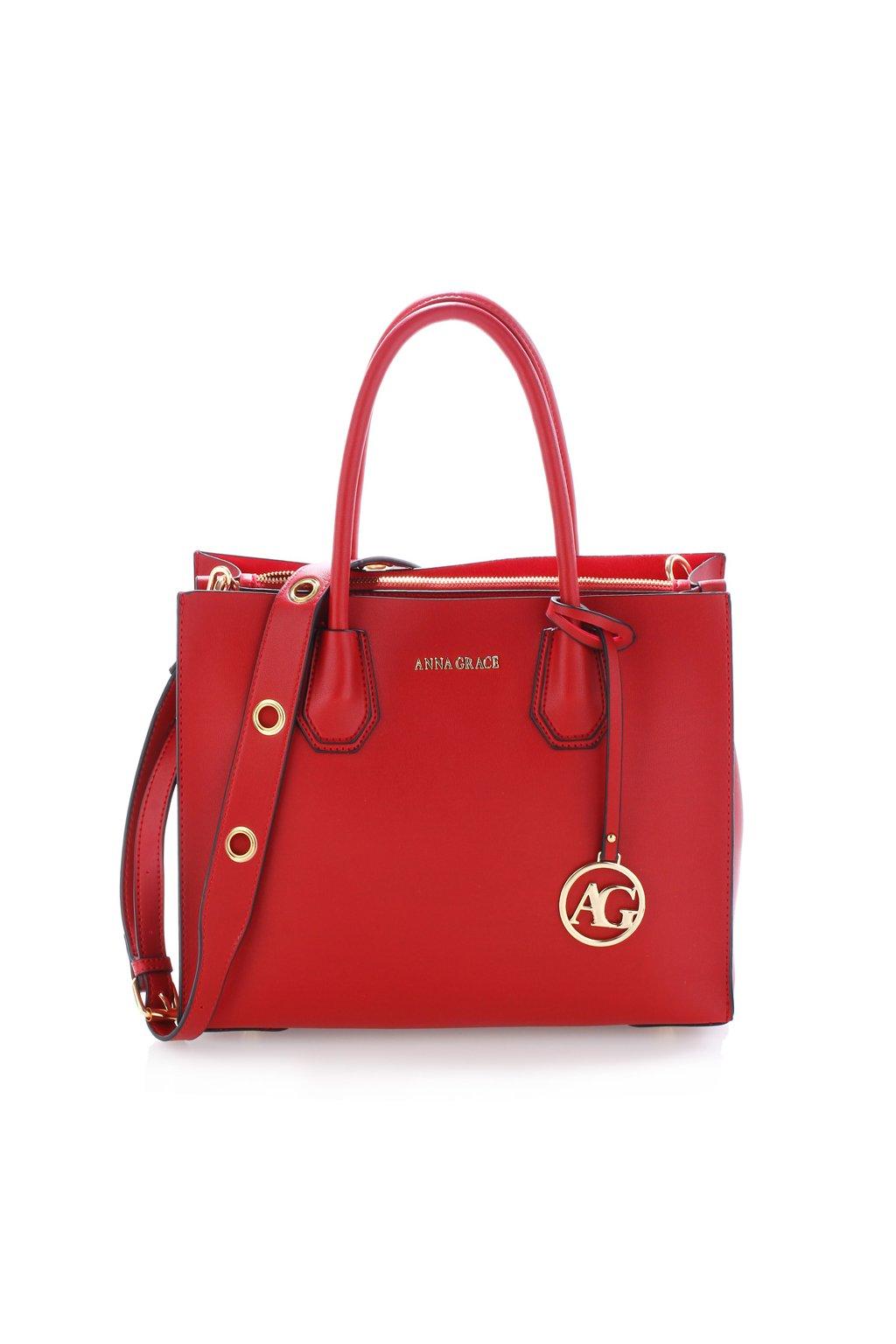 Bordová kabelka do ruky Chloe AG00559  440ea3d7f1d