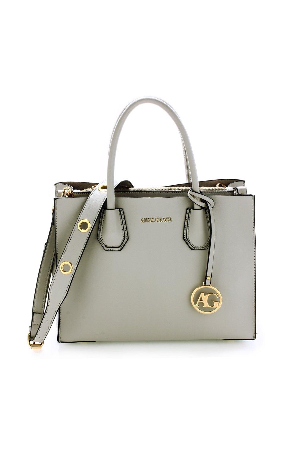 Sivá kabelka do ruky Chloe AG00559