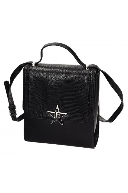 Čierna crossbody kabelka MONNARI BAG4320