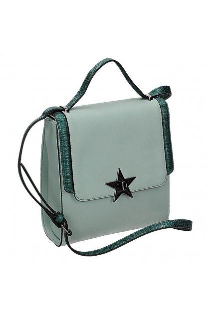Zelená crossbody kabelka MONNARI BAG4320