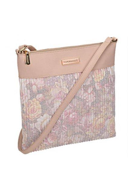 Ružová crossbody kabelka MONNARI BAG 1310-004 W18