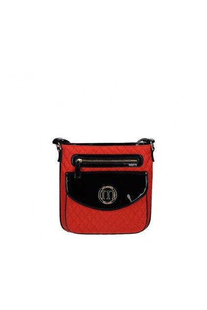 Oranžová crossbody kabelka MONNARI BAG 0752-003 W16