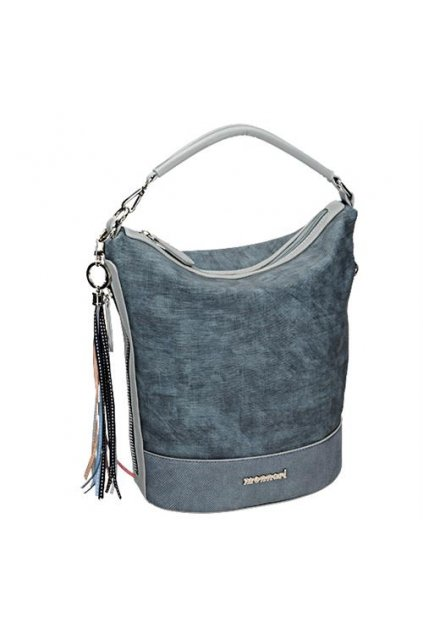 Modrá kabelka na rameno Monnari BAG 1030-012 W18