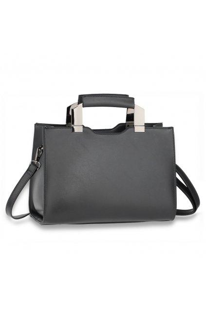 Trendy kabelka do ruky Jaelyn čierna AG00690