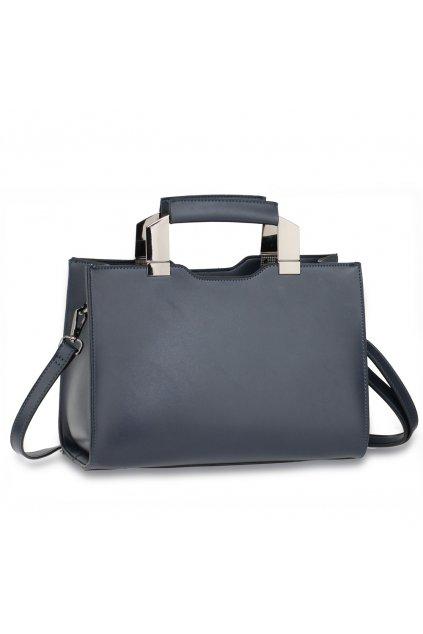 Trendy kabelka do ruky Jaelyn námornícka modrá AG00690