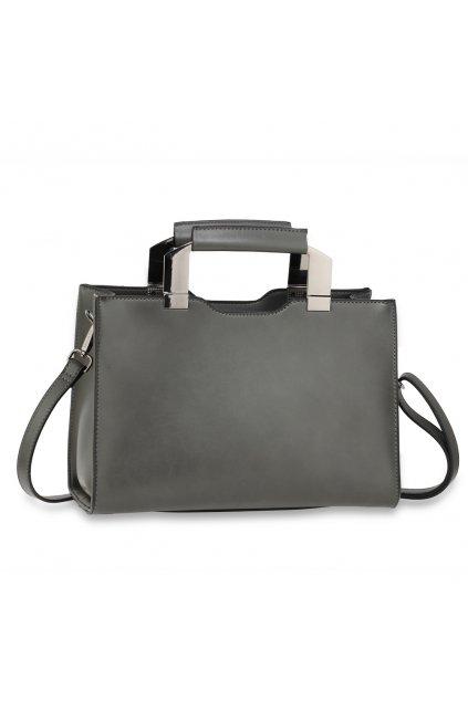 Trendy kabelka do ruky Jaelyn sivá AG00690 c77cc4c9774