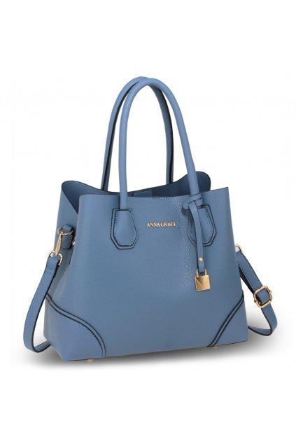 Modrá kabelka na rameno Maddison AG00648