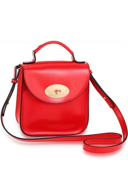 Crossbody červená kabelka Maia AG00662