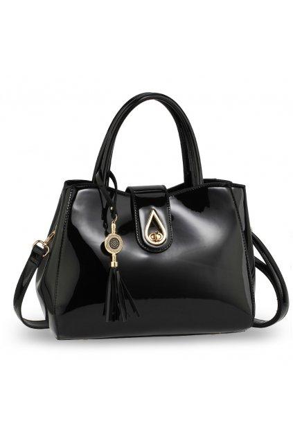 Trendy kabelka do ruky Lilliana čierna AG00650