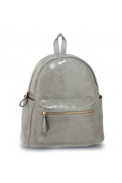 Sivý ruksak Nola AG00186G