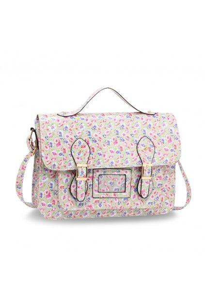 Crossbody kabelka Minnie Floral béžová AG00672