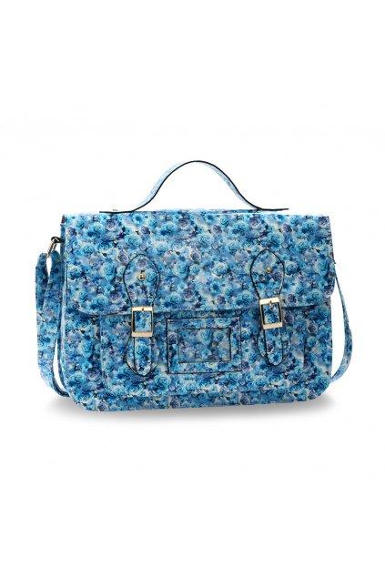 Crossbody kabelka Minnie Floral modrá AG00672