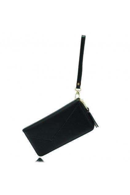 Čierna peňaženka pre ženy Stacy AGP5011