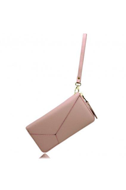 Ružová peňaženka pre ženy Stacy AGP5011