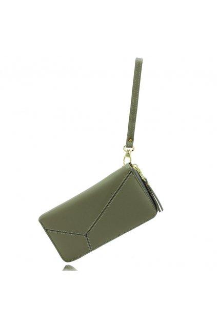 Sivá peňaženka pre ženy Stacy AGP5011