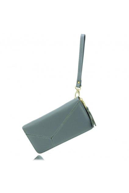 Modrá peňaženka pre ženy Stacy AGP5011