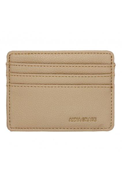 Telová peňaženka pre ženy Grace card AGP1120