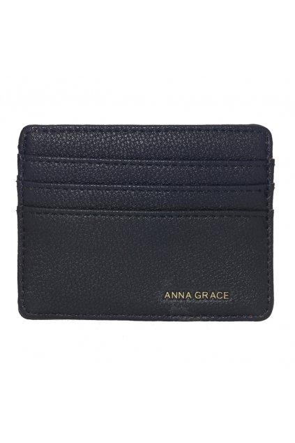 Námornícka modrá peňaženka pre ženy Grace card AGP1120