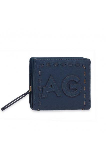Námornícka modrá peňaženka pre ženy Levander AGP1105