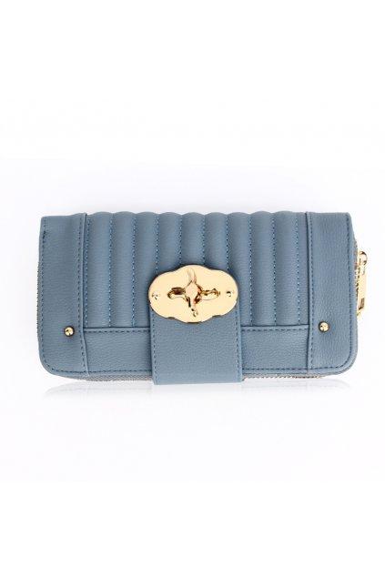 Modrá peňaženka pre ženy Hillary AGP1093
