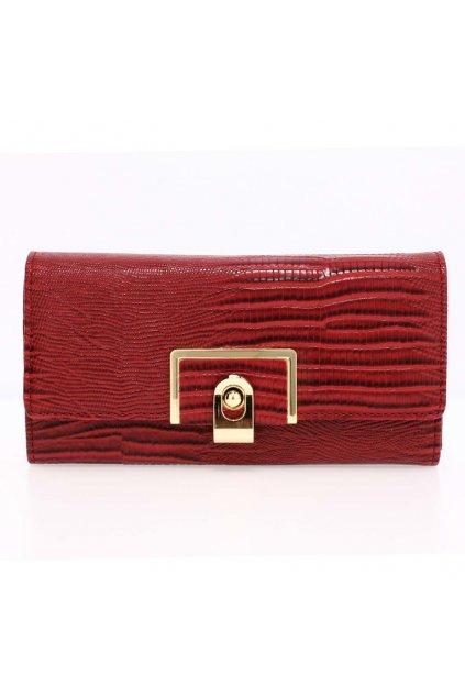Červená peňaženka pre ženy Tiara AGP1092