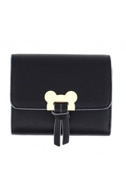 Čierna peňaženka pre ženy Penelope AGP1089