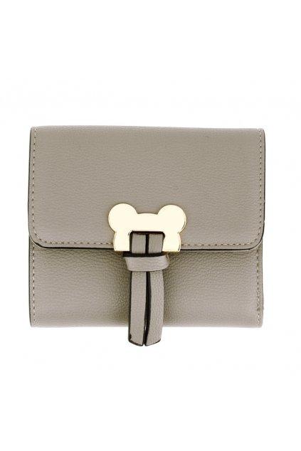 Sivá peňaženka pre ženy Penelope AGP1089