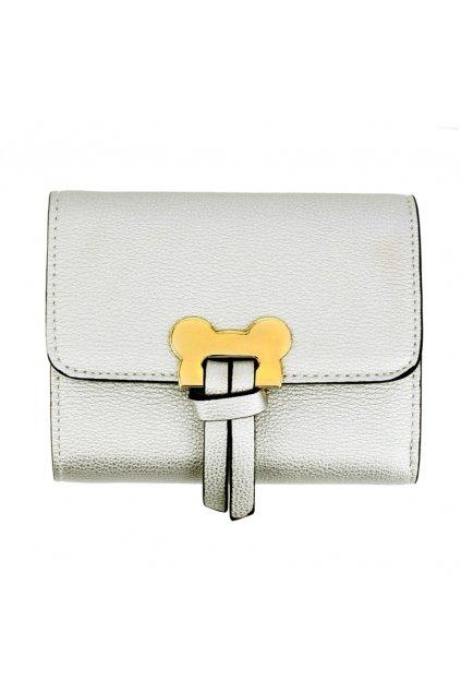 Strieborná peňaženka pre ženy Penelope AGP1089