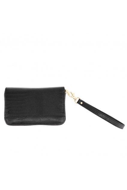 Čierna peňaženka pre ženy Alessandra AGP1088