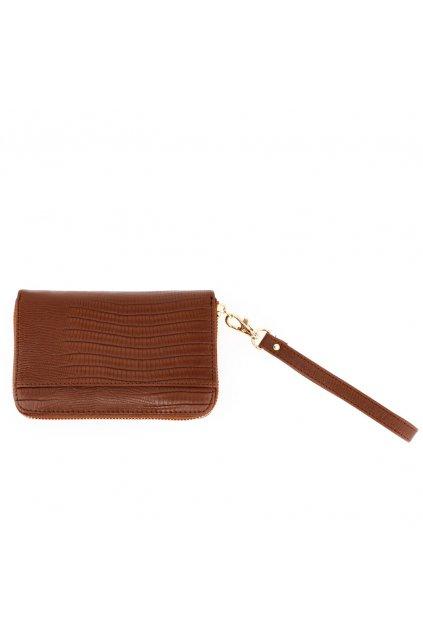 Hnedá peňaženka pre ženy Alessandra AGP1088