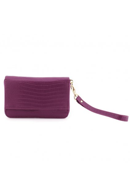 Fialová peňaženka pre ženy Alessandra AGP1088
