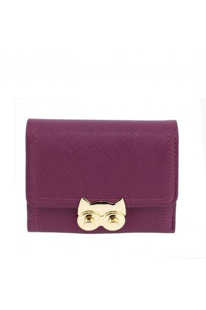 Fialová peňaženka pre ženy Savanna AGP1090
