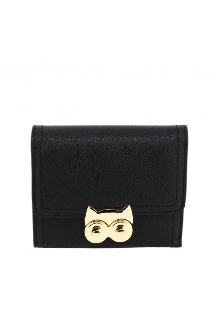 Čierna peňaženka pre ženy Savanna AGP1090