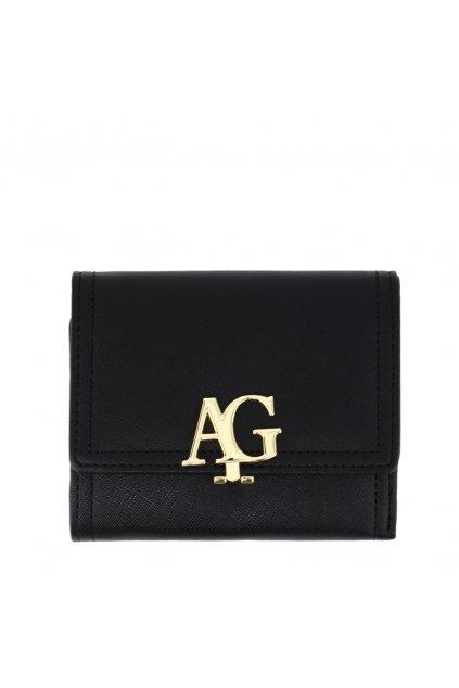 Čierna peňaženka pre ženy Kaylyn AGP1086