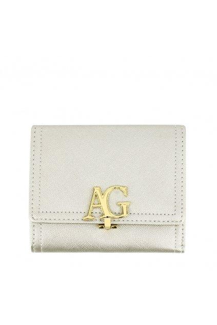 Strieborná peňaženka pre ženy Kaylyn AGP1086