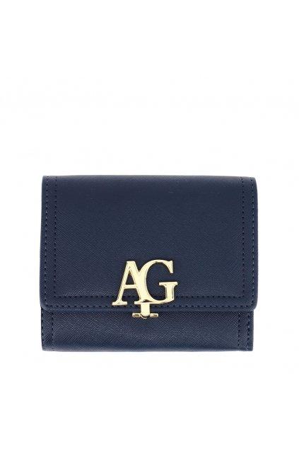 Námornícka modrá peňaženka pre ženy Kaylyn AGP1086