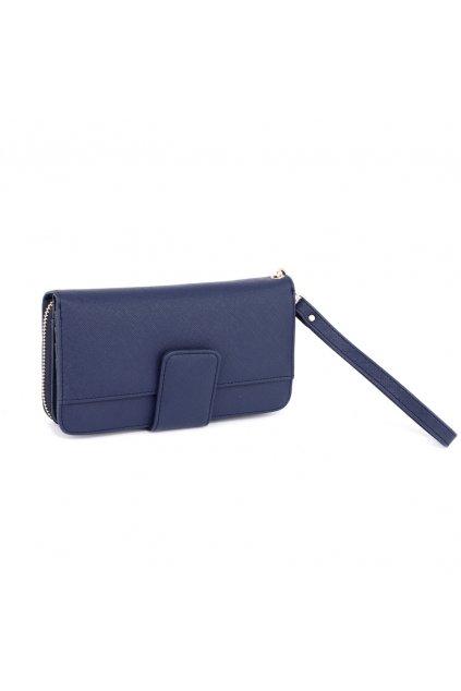 Námornícka modrá peňaženka pre ženy Genesis AGP1094